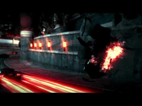Ridge Racer - Unbounded - Environment Trailer [720p]