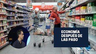 """Columna IERAL: Resultado de las PASO, """"lunes negro"""" y medidas económicas"""