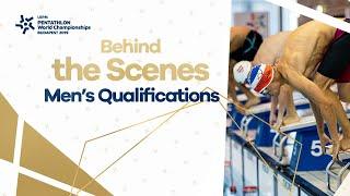 Behind the scenes | Qualification | 2019 Pentathlon World Championships Budapest HUN – Men