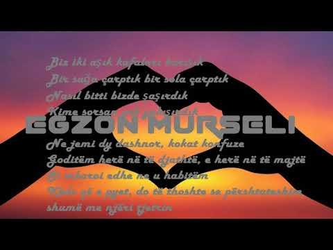 Derya Ürkmez - Iki Asik (me përkthim shqip) (Official Video Lyrics)