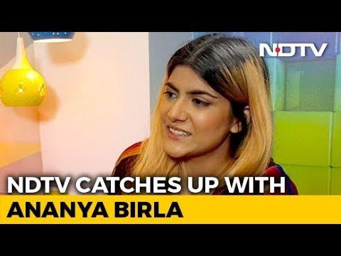 Ananya Birla Releases New Single 'Better'