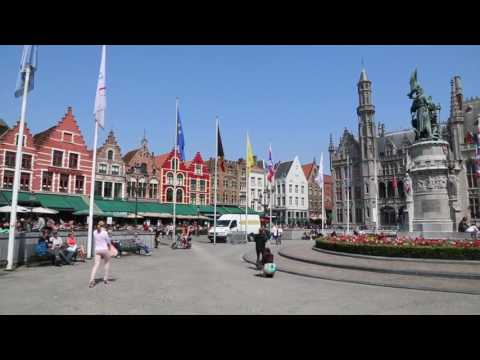 Belgium, Bruges Great Tours   Medieval cities in Europe