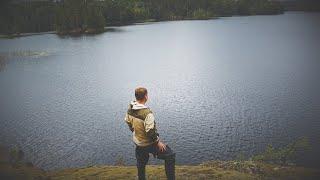 Разведка лесного озера. Рыбалка с подписчиком. Щука на джерк