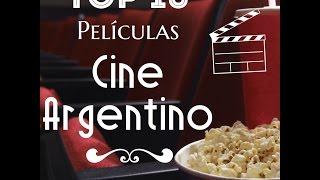 Top 10 Películas Cine Argentino