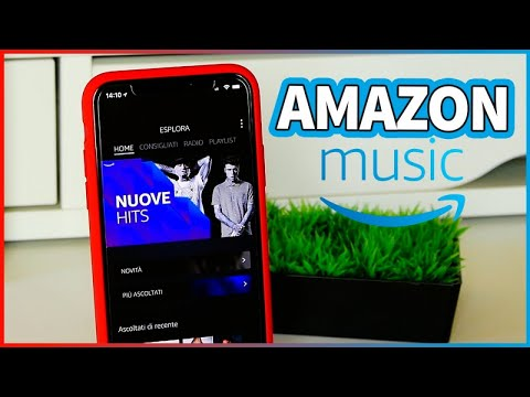 Amazon Music Unlimited, l'alternativa ai servizi di STREAMING MUSICALE