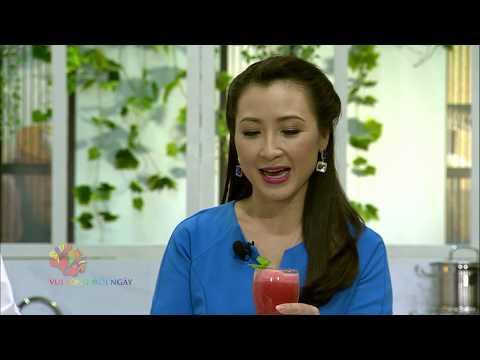 Làm nhanh 3 món ăn nhẹ bổ dưỡng - Vui Sống Mỗi Ngày [VTV3 – 14.06.2016]