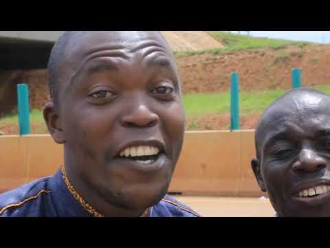 OH UGANDA - The Golden Gate Choir Uganda