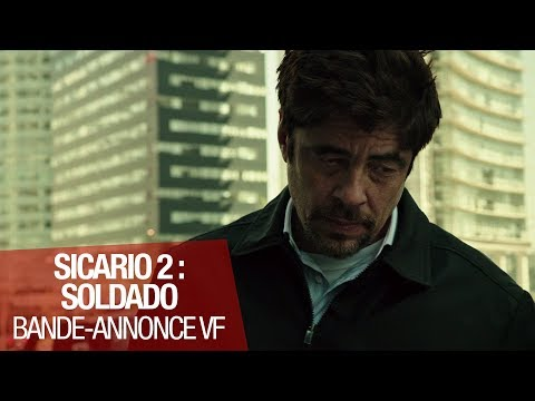 SICARIO 2 SOLDADO - Bande annonce - VF