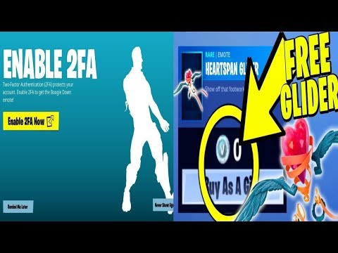 Fortnite: How To Enable 2FA - How To Gift