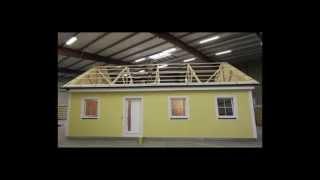 Быстровозводимые дома из деревянных щитовых термопанелей - теплый дом(Структурные панели состоят из натуральной профилированной древесины и жесткой полиуретановой пены. Панел..., 2013-05-16T13:06:40.000Z)