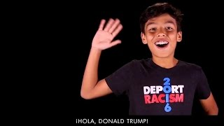 Liberal Kids Are DUMB! (Deport Racism Reaction)