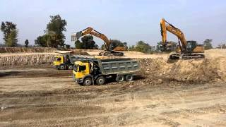 Sany 48T SY480 in Action