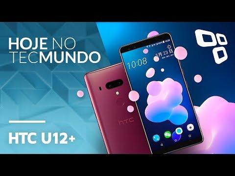 HTC U12+, mais uma do Elon Musk, celulares bloqueados e mais - Hoje no TecMundo
