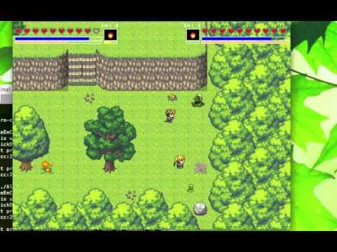 Allegro Game C++ Action RPG [Alice em Clichelândia]