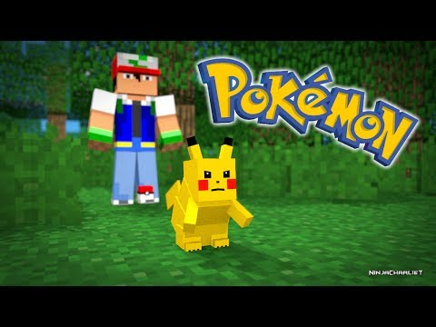 Wild Mobs! - Minecraft Pokémon Animation