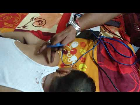 Raja's special Electrotherapy T.E.N.S.