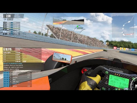 PROJECT CARS 2. VR ONLINE.LIVE