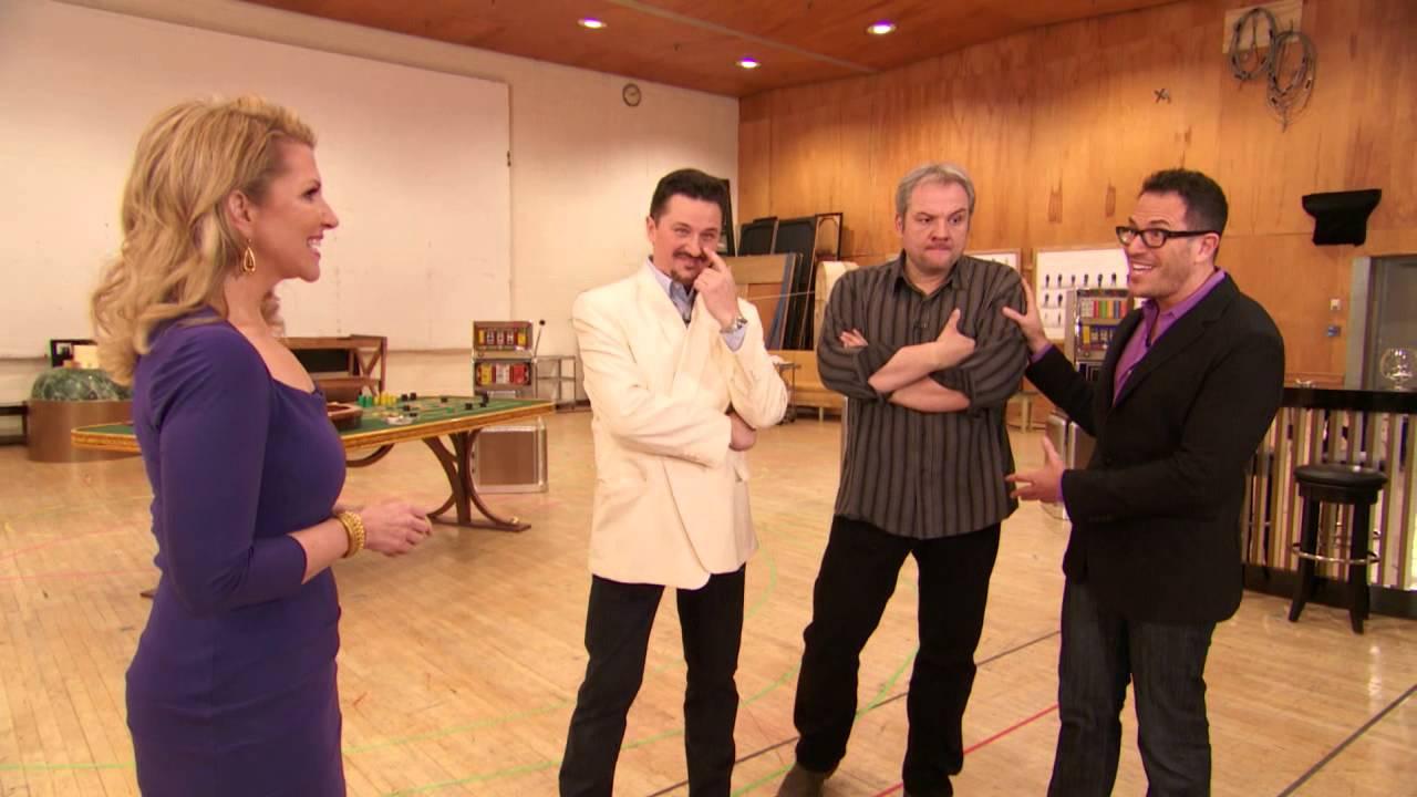Rigoletto in Rehearsal (Met Opera)