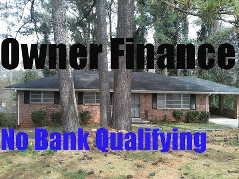Owner Finance, Lease Purchase Decatur GA