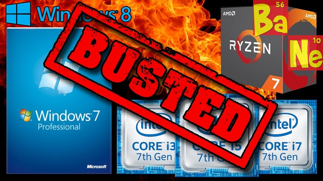 This Hack Brings Windows 7 Updates to Kaby Lake and Ryzen PCs