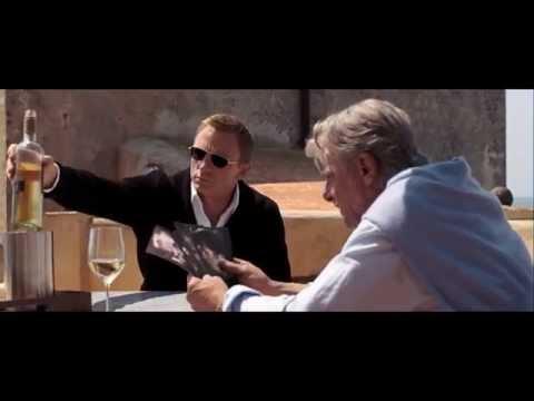 René Mathis and Bond in Talamone [James Bond Semi Essentials]