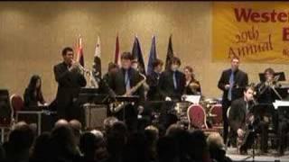 """Funky Cha-Cha"" ♦ Performance Jazz Ensemble & Joel DiBartolo"