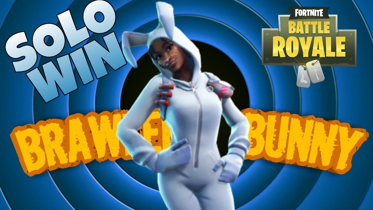 The bunny brawler is bae fortnite battle royale youtube - Fortnite bunny brawler ...