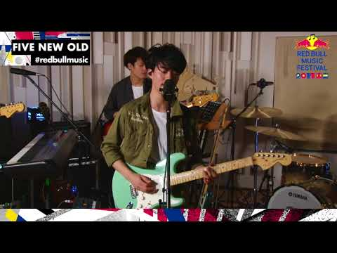FIVE NEW OLD - Dance with Misery 【Red Bull Music Festival Tokyo Studio Live】