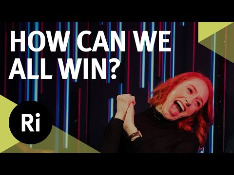 Christmas Lectures 2019: How Can We All Win? - Hannah Fry