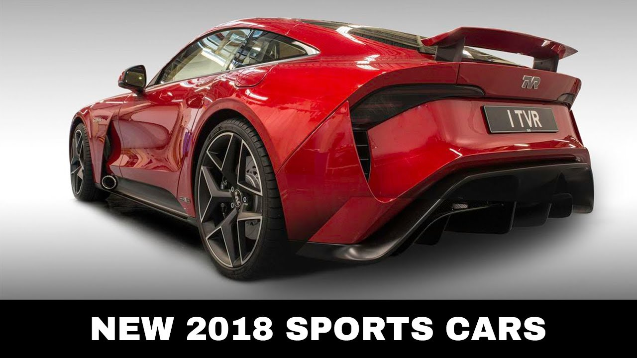Sports Cars For Sale >> 10 All New Sports Cars To Go On Sale In 2018 2019