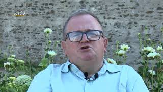 Yannick : « A la mort de Jean-Paul II, j´ai senti le besoin de prier »