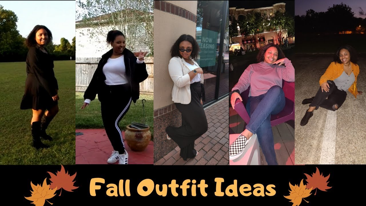 [VIDEO] - Fall Outfit Ideas 1