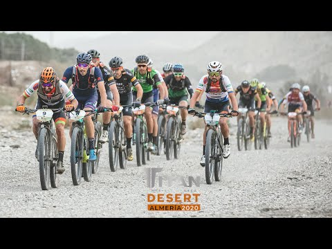 Best Moments of Titan Desert Almería 2020