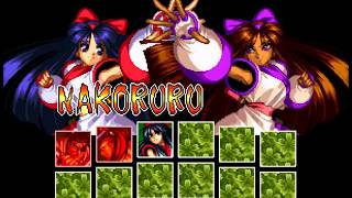 Samurai Shodown II Nakoruru (Playthrough, Gameplay, Walkthrough, Historia, Ending)