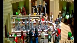 LEGOLAND Malaysia Star Wars Miniland Launch