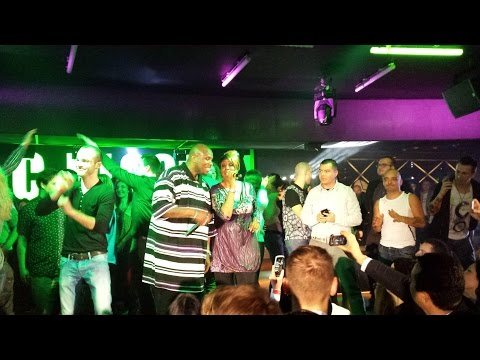 C-Block --- live concert in Club NOA Cj Napoca 16.03.2015 watch in HD