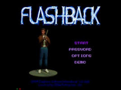 Mega-CD Longplay [060] Flashback