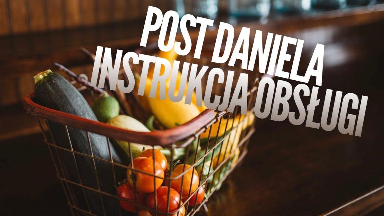 Post Daniela – instrukcja obsługi