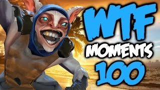 Dota WTF Moments 100