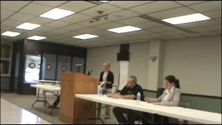10/20/2014 Ny-21 Congressional Candidates In Carthage, Ny