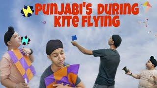 Types of Punjabi's during kite flying . Funny vines by anmol (CRAZY FUN TV)