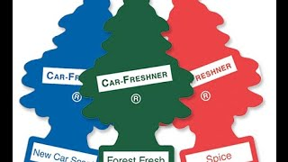 How To Make Easy Car Air Freshener - آموزش درست کردن خوشبوکننده اتومبیل