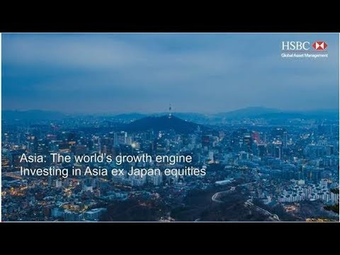 Asia: The world's growth engine ︱ Investing in Asia ex Japan equities