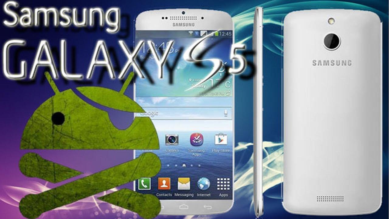 Samsung Galaxy S5 Rooten Deutsch