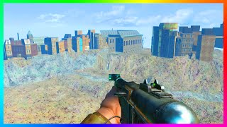 Fallout 4 Secret & Hidden Location On Top Of Diamond City! - How To Get There & Possible Easter Egg?