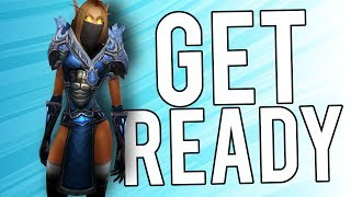 BETTER GEAR WITH NEW UPDATE! - WoW: Battle For Azeroth 8.1