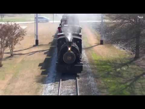 How A Steam Engine Works - NCTM video