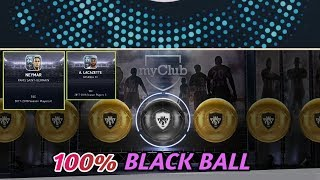 How to get 18c black ball • PES 2018