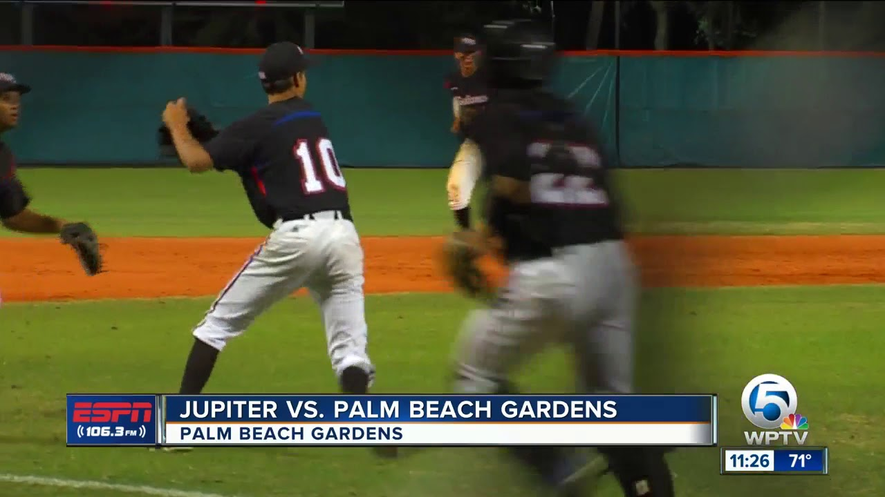 Jupiter at Palm Beach Gardens - YouTube