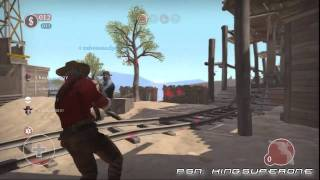 Lead and Gold: Gangs of the Wild West - Barrage Trophy
